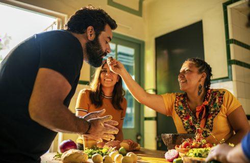 Airbnb lancia le Esperienze in Cucina, un nuovo modo di viaggiare