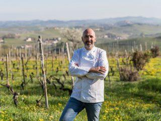 Andrea Ribaldone: la bagna cauda secondo uno chef stellato