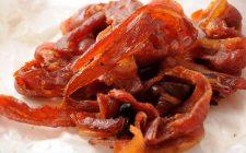 Non solo coppiette: carne secca dal mondo