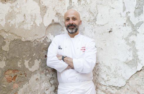 Niko Romito: perché mangiare più verdure e circondarsi di arte