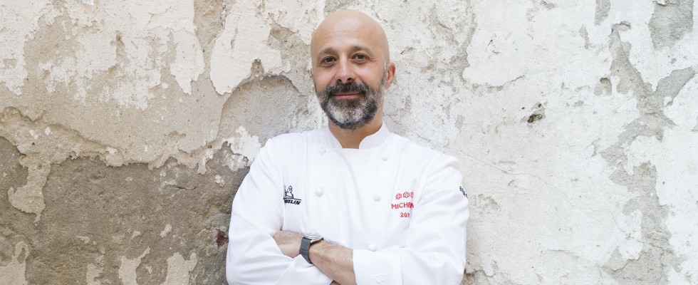 Madrid Fusiòn incorona Niko Romito come Chef dell'Anno