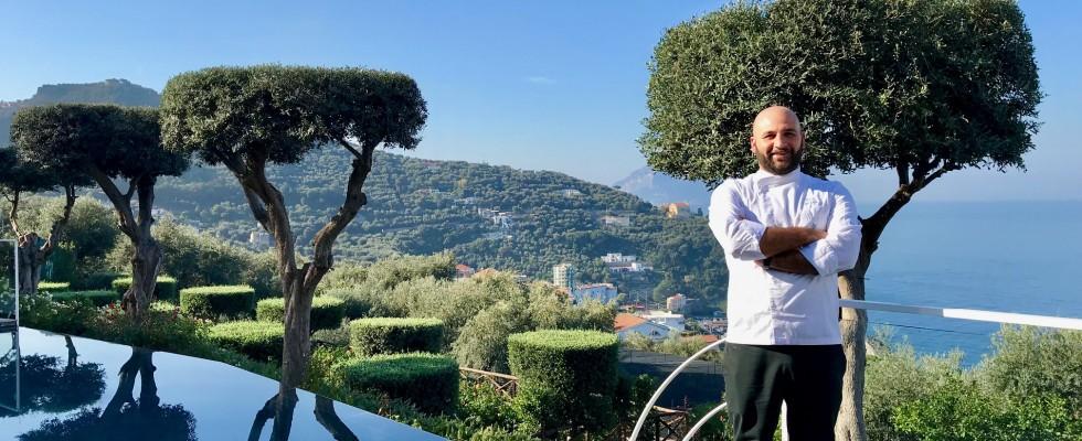 Mangiare in hotel: Art Hotel Villa Fiorella a Massa Lubrense
