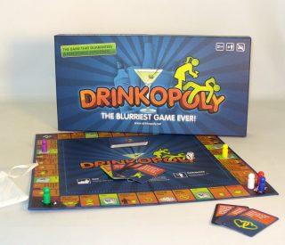 Drinkopoly, il gioco da tavolo per grandi bevitori