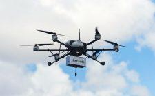 Uber Eats usa un drone per le consegne