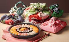 A Natale regalate il sushi (nel furoshiki)