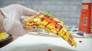 La Pizza Lego diventa virale su YouTube