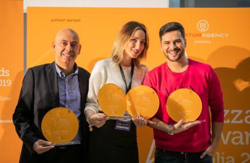 Pizza Awards 2019: tutti i vincitori