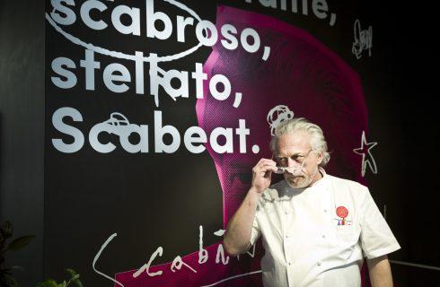 Scabin apre a Roma il suo nuovo ristorante: Scabeat
