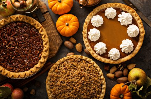 Thanksgiving Day: 5 pie americane da cucinare
