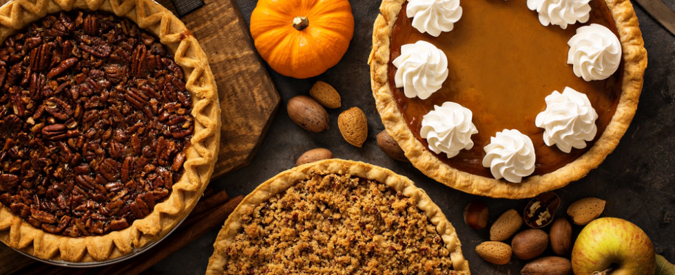 Thanksgiving Day: 5 pie americane da cucinare