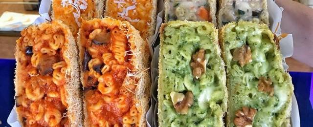 T'Imballo: la pasta si mangia con le mani