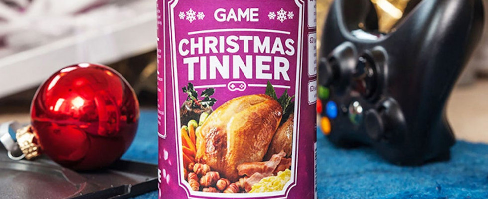 Christmas Tinner: la cena di Natale in barattolo