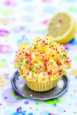 Cupcake Lemon crazy