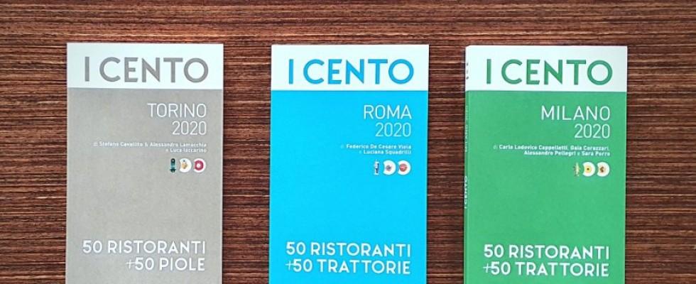 I Cento 2020: i migliori ristoranti di Torino, Milano e Roma