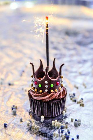 Cupcake re delle feste