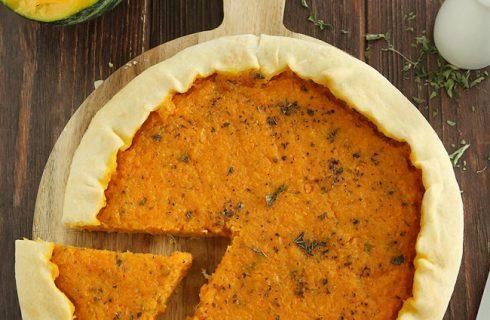 Farinata di zucca: cucina ligure