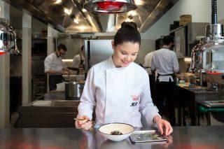 Giovani chef e tradizione: Karime Lopez