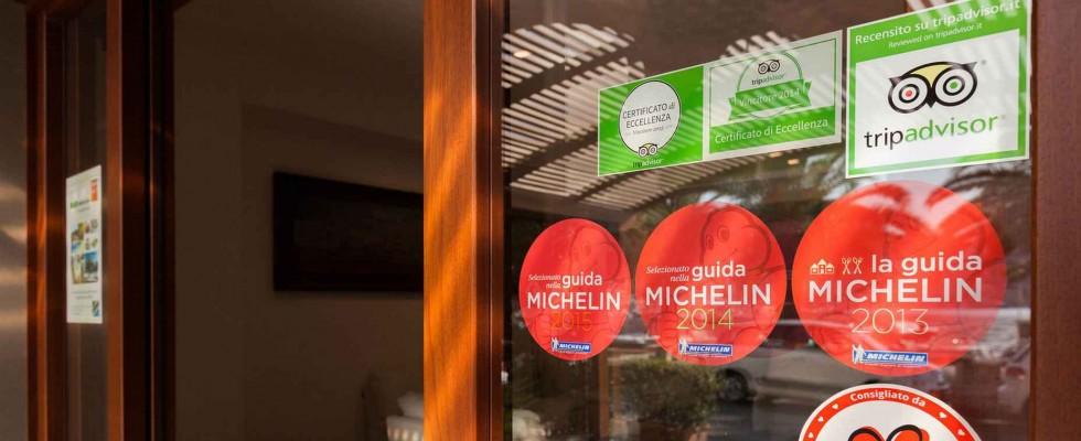 Michelin e TripAdvisor si uniscono per dominare il business delle prenotazioni