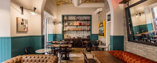 Roma: apre in Prati POP's Bakery e Diner