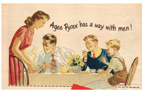 Donna insalata e uomo bistecca? Il sessismo in cucina grazie alla pubblicità