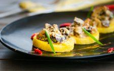 7 antipasti con polenta veloci da preparare