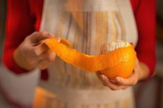 How to: riutilizzare le bucce di arancia e mandarino