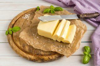 Burro salato: come usarlo in cucina