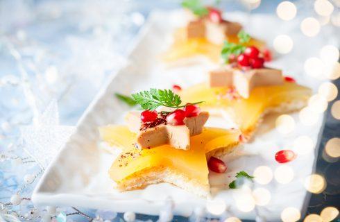 Finger food per le feste natalizie: 12 ricette sfiziose dolci e salate