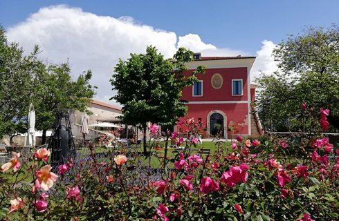 Mangiare in hotel: Tenuta Duca Marigliano a Paestum