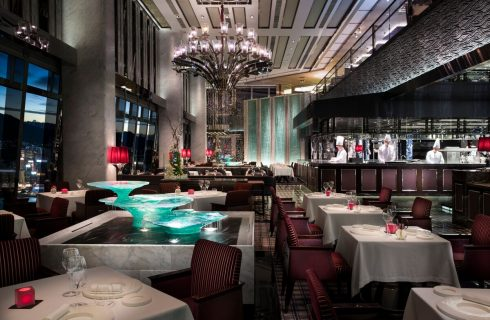 Mangiare in hotel: The Ritz-Carlton Hong Kong