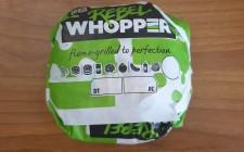 Mangiato da noi: Rebel Whopper
