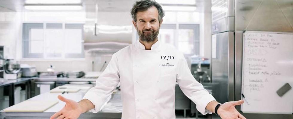 Cracco aprirà una scuola di cucina a Milano