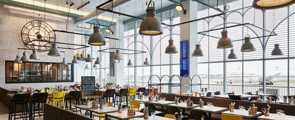 Parigi: dove mangiare in aeroporto