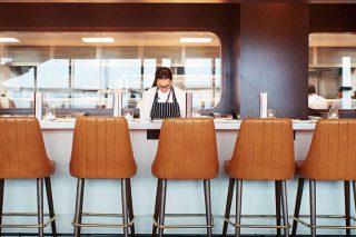 Londra: dove mangiare in aeroporto
