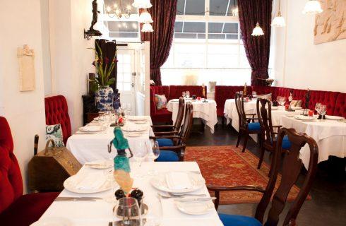 Otto's Restaurant, Londra