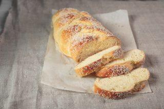 Pan brioche al latte: è l'ora della merenda