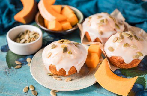 Pumpkin Cake: i dolcetti con la zucca