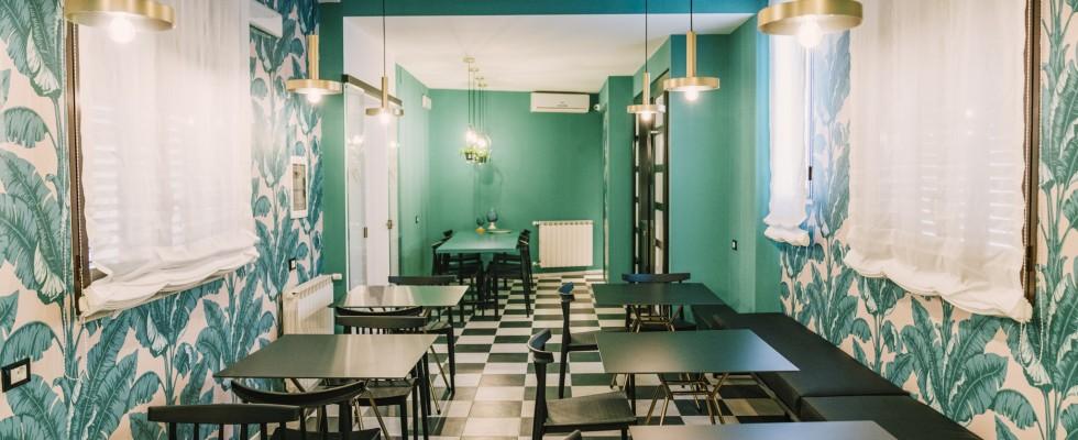 Seven Restaurant, Palermo