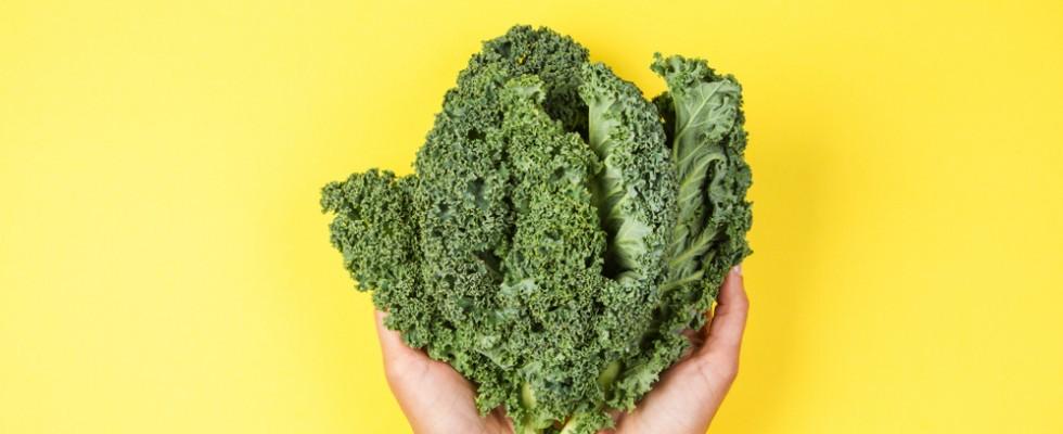 Perché tutti impazziscono per il kale, il cavolo riccio delle nostre nonne