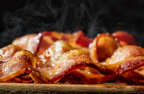 Cerotto alla pancetta: per smettere di mangiar carne