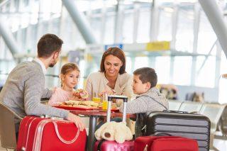 Dove mangiare all'aeroporto di Fiumicino Leonardo Da Vinci