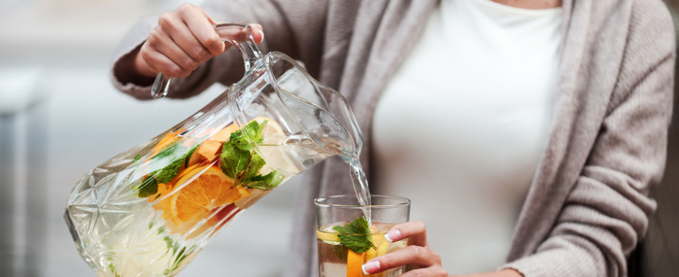 How to: come preparare la detox water