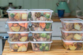 Meal prep: come organizzare i pasti della settimana