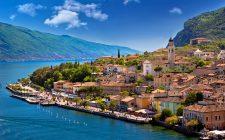 Mappa dei ristoranti del lago di Garda