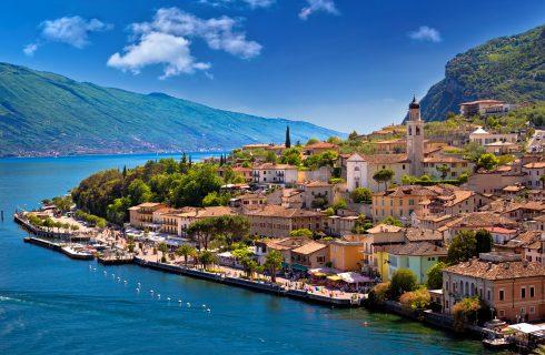 Mappa (stellata e non) dei ristoranti del lago di Garda