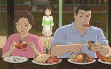 Il cibo nei cartoni animati di Miyazaki