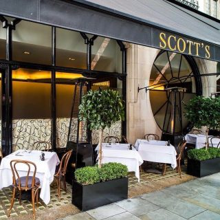 Scott's, Londra