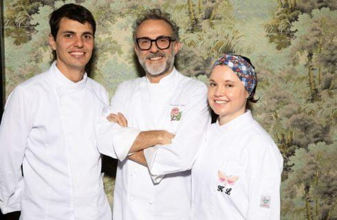 Bottura apre un'altra Gucci Osteria (a Beverly Hills)