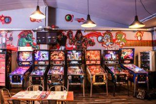 Arcade and Food, Roma