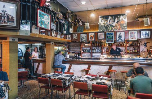 Bar Ramòn, Barcellona